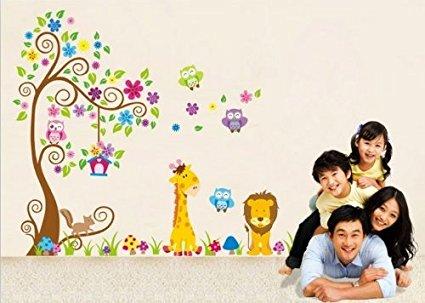 Vinilo decorativo infantil
