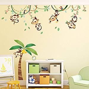 Vinilo decorativo para dormitorio infantil
